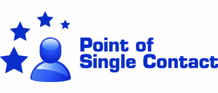 logo of the point of singel contact